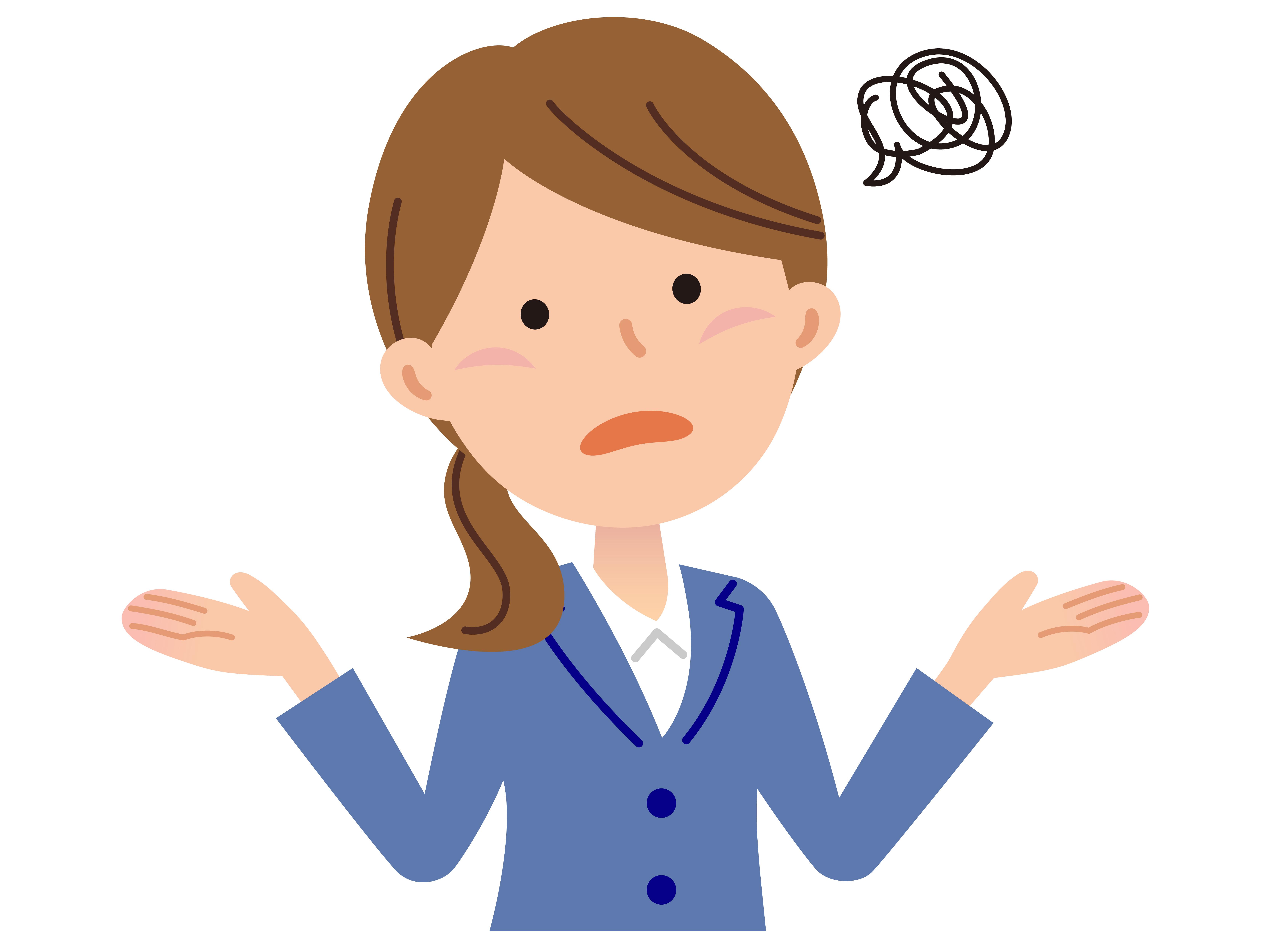 就職しても続かない発達障害の私。上司の指示が理解できない