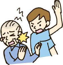 アスペルガー症候群の二次障害による暴力が止まらない次男の話。夫の首を絞める