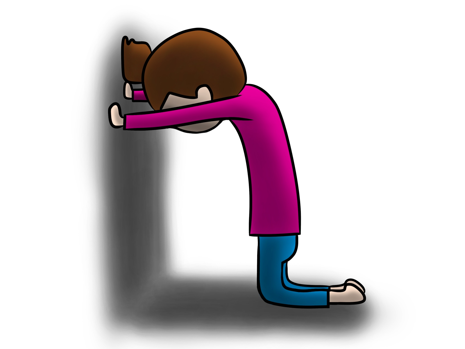 発達障害による二次障害から鬱と胃潰瘍に。原因は人間関係