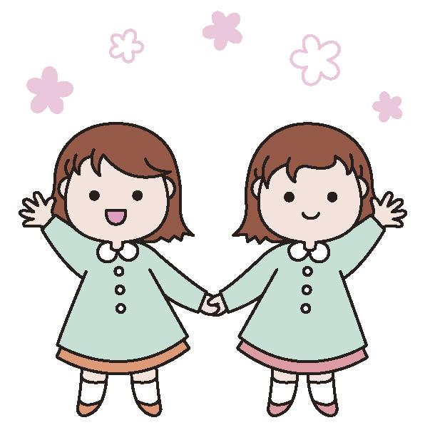 双子で発達障害。姉は重度の自閉症で話せず。私はアスペルガー